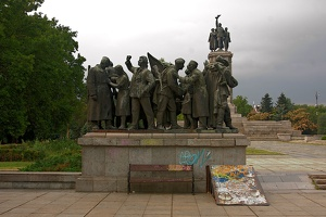 soviet.army.monument.fragment.2018.01 as